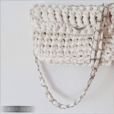 T-shirt yarn bag | Santa Pazienzia