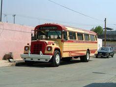 Retro Bus, Old School Bus, Transportation Technology, School Bus Conversion, Automobile, Wheels On The Bus, Engin, Bus Coach, Truck Art