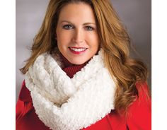 How to make a Cuddle Infinity Scarf- Sew & Quilt With Cuddle Fabric by Mary Gay Leahy - online class by @anniescatalog - Find out more on My Cuddle Corner, our blog http://shannonfabrics.com/blog/2015/04/03/sew-and-quilt-with-cuddle-fabric-online-class/ http://shannonfabrics.com/blog/2015/04/03/sew-and-quilt-with-cuddle-fabric-online-class/ -  features Cuddle from Luxe Cuddle http://www.shannonfabrics.com/luxe-cuddle-br-collection-c-154.html #InfintiyScarf