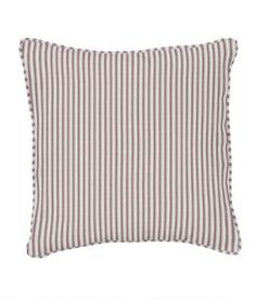 Ticking Stripes Corded Pillow