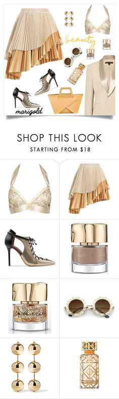 """spring ruffles "" by tato-eleni ❤ liked on Polyvore featuring Gilda & Pearl, Zimmermann, Malone Souliers, Smith & Cult, Balenciaga and Tory Burch"