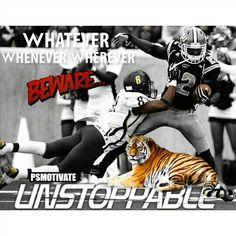 2015 NFL Draft Prospect Cameron Stallings #8 Stillman College (PSMOTIVATE)