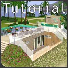 Sims 3 house building tutorial step by step