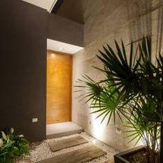 Casa Ming: Puertas y ventanas de estilo moderno por LGZ Taller de arquitectura