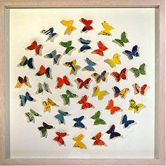 danielle oakey interiors: paper butterfly