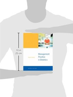 Management Practice in Dietetics #book #health http://www.healthbooksshop.com/management-practice-in-dietetics-2/ MANAGEMENT PRACTICE IN DIETETICS, SECOND EDITION, merges all the areas of management practices in dietetics and foodservice into a unified whole, looking at management from a conceptual perspective and then citing examples of how the concepts apply to the various specialty areas. The text examines the wide-range of experiences managers face, from learning the terminology ..