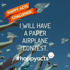 Perform to make someone's day a little brighter. Join Live Happy and help make the world a happier place
