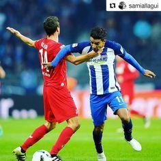 #Repost @samiallagui  Big game!Big fight!  3Points