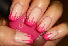 Love this ZOYA matte nail polish