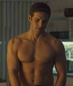 Dylan Bruce, from Season 1 Episode 1 of Orphan Black (re-cap'd from DVD - no logo)