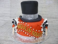 moulin rouge cake ideas - Google Search