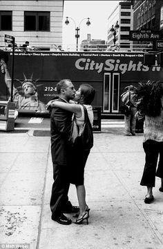 """Love on the """"Mean Streets"""" of New York (Matt Weber)."""