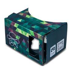 POP 3 Google Cardboard Virtual Reality Viewer - designist