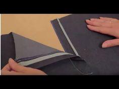 Front fly zipper, easy assembling . - YouTube
