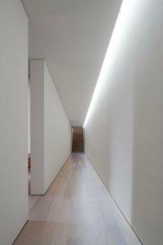 iluminar paredes pasillo - Buscar con Google