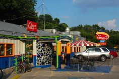 Tex-Mex food!   Chuy's Kitchtastic Decor and Classic Tex-Mex in Austin, TX
