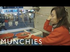 The Proper Way to Eat Live Octopus with Chef Kim Sang Jin