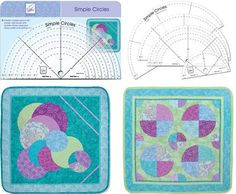 86 Best Patchwork Quilting Ruler Amp Templates Images