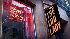 Log Lady Cafe Copenhagen