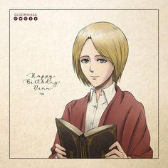 Shingeki No Kyojin Dina Titan | Manga