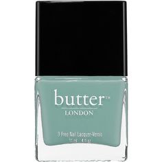 butter LONDON 3 Free Nail Lacquer found on Polyvore