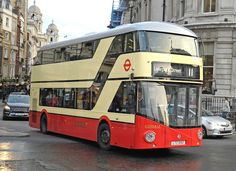 London Bus, New London, London Transport, Mode Of Transport, New Routemaster, Buses And Trains, Double Decker Bus, New Bus, Bus Coach