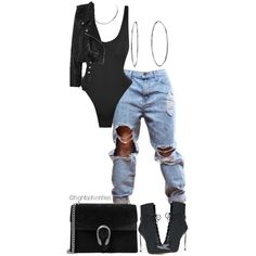 Get Edgy ✖️ #fashion #fashionblogger #ootd #ootn #style #styleblogger #stylist #stylistssupportingstylists #styleaddict #styleinspo… Edgy Outfits, Jean Outfits, Fall Outfits, Cute Outfits, Fashion Killa, Swag Fashion, Fashion Outfits, Ootd, Trends
