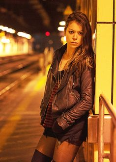 Tatiana Maslany. thought I was done? Me and my girlfriend are hooked on this show