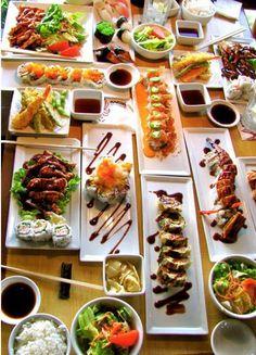 I adore sushi! And you?