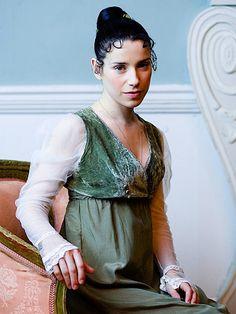 Sally Hawkins as Anne Elliot in Persuasion - 2007