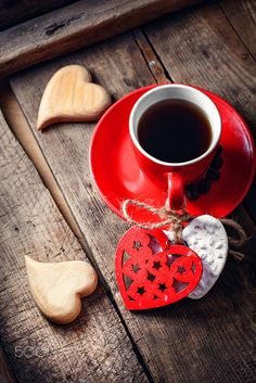 Coffee on Valentine's day by Mykola Lunov on 500px