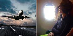 10 Momente, die JEDEN im Billigflieger in den Wahnsinn treiben