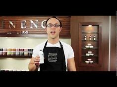 Éminence Organic Skin Care Exfoliants with Founder, Boldijarre Koronczay