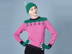 Donna Wilson jumpers