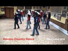 Seven - I passi | Valceno Country Dance | Playa Latina 2015