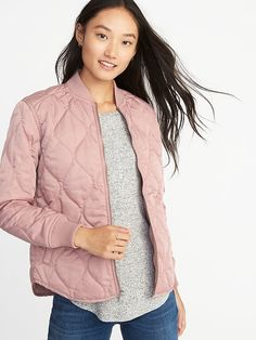 416ee6f57d Lightweight Quilted Jacket for Women