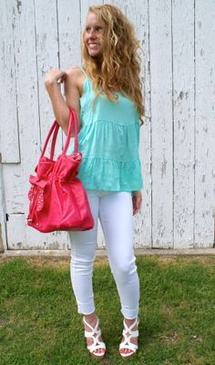 Summer Breeze Top: Mint $28.99 @ http://www.sweetiestyles.com/collections/dresses/products/summer-breeze-top-mint FREE SHIPPING EVERY DAY!