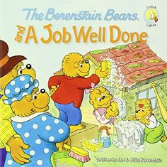 The Berenstain Bears and a Job Well Done (Berenstain Bear... https://www.amazon.de/dp/0310712548/ref=cm_sw_r_pi_dp_x_XliGybAB1MYJD