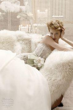 #wedding #braid #bride #bridal #romantic #dress #inspiration