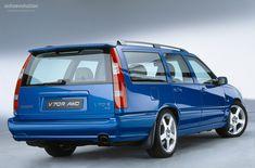 Volvo V70 R AWD, Estate car Touring Cars winner