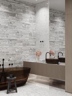 Master bathroom #masterbathroom #modernbathroom #minimalisticbathroom #ideasforbathroom #minimalism #minimalisticarchitecture #minimalisticinterior #architecture #modernarchitecture #design #minimalisticdesign #bathroom Minimalist Interior, Minimalist Design, Modern Bathroom, Master Bathroom, Bathroom Interior Design, Modern Architecture, Bathrooms, Perspective, Minimalism