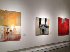 INUSITADO de Guadalupe Morazúa en el Museo de Arte de la SHCP,  CDMX.  Sus obras tratan de una síntesis de imágenes en planos y líneas, a través de exploraciones visuales impulsadas por un automatismo, que remite el fenómeno visual al carácter psíquico, y en las que el reduccionismo, provoca desintegración.  #arte #arte #artemexico #mexicanart #mexicanartists #artistamexicano #pintura #painting #abstractart #arteabstracto #color #museodertedelashcp #gael #galeriartenlinea #pasionporelarte