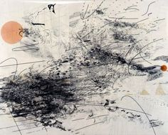 View Transients by Julie Mehretu on artnet. Browse upcoming and past auction lots by Julie Mehretu. Nocturne, Drawing Projects, Art Projects, Abstract Drawings, Abstract Art, Art Sketchbook, Contemporary Artists, Art Inspo, Line Art