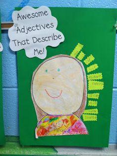 Adjective Activity