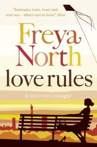 I love anything by Freya North for night time reading. Funny and light with an edge of posh that tickles me.