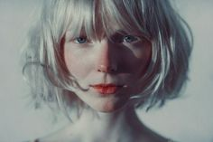 neon genesis by Ceecore on DeviantArt - elisabeth Human Reference, Photo Reference, Aesthetic People, Aesthetic Girl, Makeup Aesthetic, Pretty People, Beautiful People, Photographie Portrait Inspiration, Interesting Faces