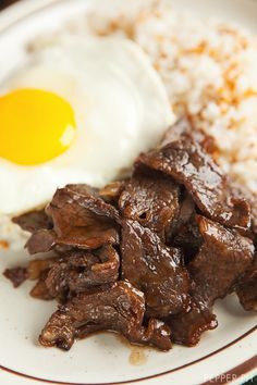 Yakiniku Beef Tapa: Add A Touch of The Rising Sun to Your Morning Plate | Pepper.ph