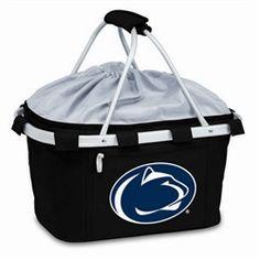 Penn State University Picnic Basket Tailgating Tote Bag