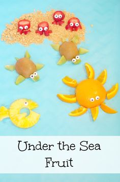 Under the Sea Fruit.