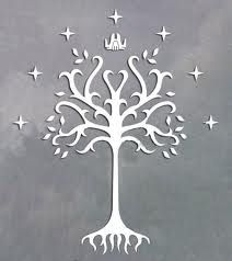 Decal - tree of Gondor